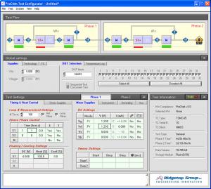 Sample ProChek test scenario