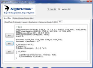 NightHawk Interactive Interface